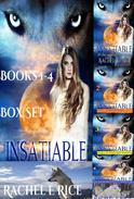 Insatiable Box Set: Books 1-4
