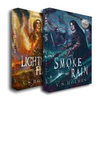 Reforged 1 and 2 Box Set (Smoke and Rain, Lightning and Flames)