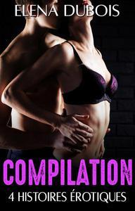 Compilation : 4 histoires érotiques