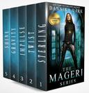The Mageri Series Books 1-5 (Complete Series)