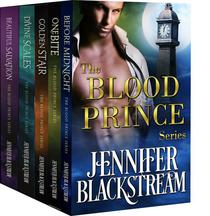 The Blood Prince Series Books 1-5 (Complete Series)