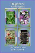 """""""Beginners"""" 4 Gardening Books"""