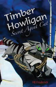 Timber Howligan Secret Agent Cat