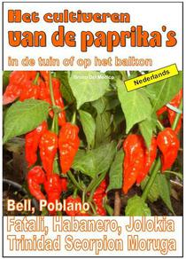 Het cultiveren van de paprika's in de tuin of op het balkon
