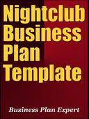Nightclub Business Plan Template (Including 6 Special Bonuses)