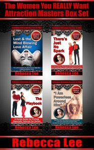 The Women You REALLY Want Attraction Masters Box Set