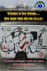 Welcome to New Orleans...How many shots did you hear?