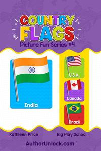 Country Flags - Picture Fun Series