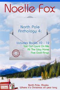 North Pole Anthology 4: Books 10-12