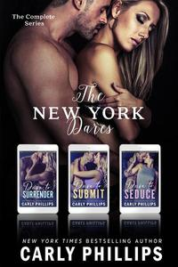The New York Dares: The Entire NY Dare Series Set