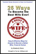 26 Ways to Become the Best Wife Ever!