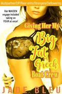 Giving Her My Big Fat Greek Boat Crew