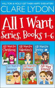 All I Want Series Boxset, Books 1-6