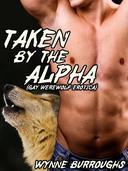 Taken by the Alpha (Gay Werewolf Erotica)