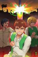 Sword Quest of Enigmatic Souls: Takanova - An Original English Light Novel