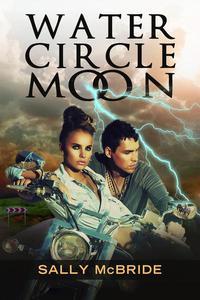 Water, Circle, Moon