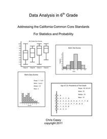 Data Analysis in 6th Grade