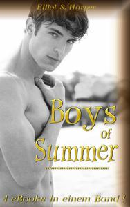 Boys of Summer - 4 eBooks in einem Band!