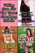 Taking Cum for the Team: Gangbang Bundle