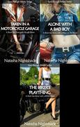 Three Short Sex Stories with Rough Alpha Male Bikers