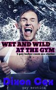 Wet And Wild At The Gym: 3 Gay Locker Room Sex Stories