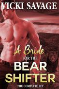 A Bride for the Bear Shifter