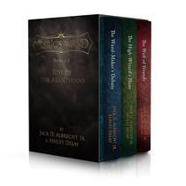 Rise of the Aranthians (Osric's Wand, Books 1-3)