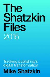 The Shatzkin Files: 2015
