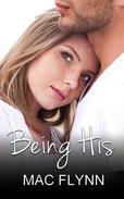 Being His: Being Me #2 (BBW Contemporary Romance)