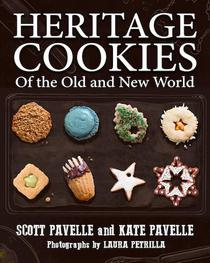 Heritage Cookies of the Old and the New World