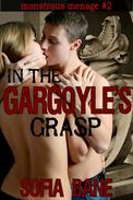 In the Gargoyle's Grasp (Bisexual Beast Menage)