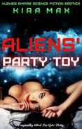 Aliens' Party Toy