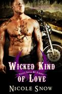 Wicked Kind of Love: Prairie Devils MC Romance