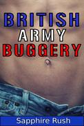British Army Buggery (gay soldier humiliation)