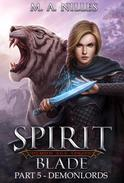 Demonlords (Spirit Blade Part 5)