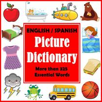 English/Spanish Picture Dictionary: More than 325 Essential Words