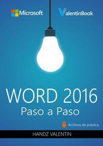 Word 2016 Paso a Paso