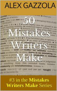 50 Mistakes Writers Make