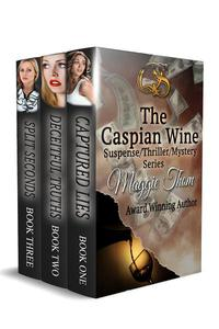 The Caspian Wine Mystery/Suspense/Thriller Series