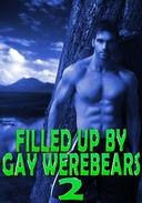 Filled Up By Gay WereBears 2: Fucked Hard, MMM Erotic Romance, Pounded Hard, Creampie, Paranormal WereBear Shifter, Menage, Hardcore