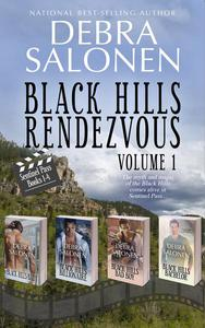 Black Hills Rendezvous Boxed Set: Volume 1 (Books 1-4)