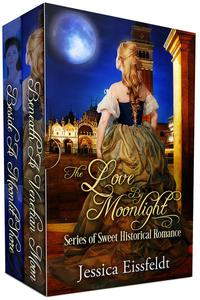 Love By Moonlight: A Boxed Set: the complete collection