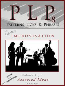 PLP 8 Patterns, Licks & Phrases (Assorted)