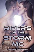 Riders of the Storm MC (Motorcycle Club Erotica)