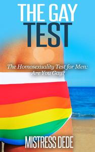 The Gay Test: The Homosexuality Test for Men