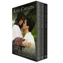The Ley Lines Series Books 1-3 (A Scottish Time Travel Romance)