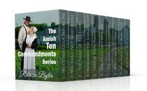 The Amish Ten Commandments (Complete Series Book 1-10)