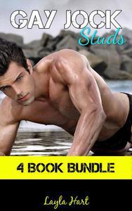 Gay Jock Studs 4 Book Bundle