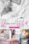 LOVE in the USA Series (Contemporary Romance, Books 1-3)