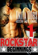 Rockstar Beginnings (Rockstar Erotic Romance #1)